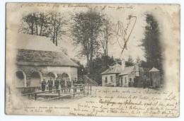 441 - Longwy - Porte De Bourgogne - Vignette - Sage 10c - CAD Pointillés - Circulée Pour Rougemont Chateau - Grandame - Longwy