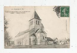 Cp , 37 , PREUILLY SUR CLAISE Et Ses Environs , BOSSAY , L'église , Voyagée 1909 - Frankrijk