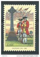 Irlande 1995 N°900 Neuf **  Bataille De Fontenoy - Neufs