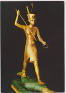 AFRIQUE,AFRICA,AFRIKA,égypte,EGYPT,cairo,caire,musée,museum,STATUE,OR,TUT ANKH AMUN - Le Caire