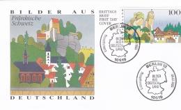 Germany FDC 1995 Bilder Aus Deutschland  (G47-9) - FDC: Covers