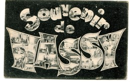 C6 SOUVENIR DE WASSY - Wassy