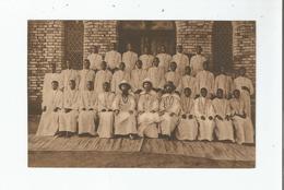 RWANDA . 7 MISSIONNAIRES D'AFRIQUE (PERES BLANCS) LE GRAND SEMINAIRE DE KABGAYI (RUANDA) - Rwanda