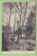 VILLEREAL : Château De Fonrive . 2  Scans. Edition ? - France