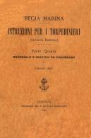 MARINA ITALIA - Materiale E Servizio Da Palombaro 1890 Manual - DOWNLOAD - Documenti