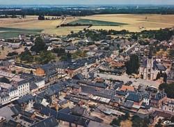 Vue Aérienne De Bourg-Achard (27)  - - Other Municipalities