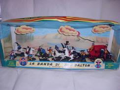 DULCOP -  LA  BANDA DI BOB DALTON / Soldatini - Figurines