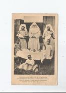 IBADAN (BENIN) PETITES ENFANTS ABANDONNES RECUEILLIS PAR LES  SOEURS MISSIONNAIRES 1931 - Benin