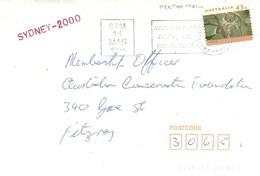 POSMARKET AUSTRALIA - Verano 2000: Sydney