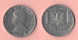 Albania 0,50 Lek 1941 - Colonie