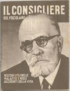 Il Consigliere Del Focolare, Pillole Pink Del Dr. Williams, Milano, Farmacopea, Opuscolo Illustr. Cm. 10,5 X 14, Pp. 24. - Publicités