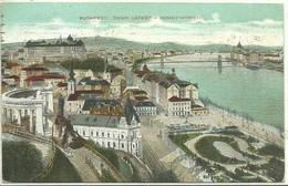 CARD BUDAPEST SCANER - Hungary