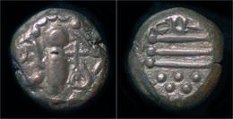 India Billon  Drachm Of The Paramaras Of Malwa, Omkara Type - Indiennes