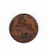 BELGIUM MORIN CAT N° 232  UNC  1902  (A113) - 1865-1909: Leopold II