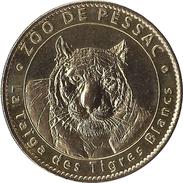 S09B122 - 2009 ZOO DE PESSAC 1 - La Taïga Des Tigres Blancs / ARTHUS BERTRAND - Arthus Bertrand