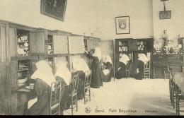 Gand - Petit Béguinage - Réfectoire - Gent