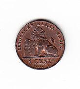BELGIUM MORIN CAT N° 235  UNC  1907  (A116) - 1865-1909: Leopold II