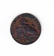 BELGIUM MORIN CAT N° 235  UNC  1907  (A117) - 1865-1909: Leopold II