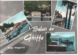 Saluti Da Ghiffa - Lago Maggiore - Verbania - H3034 - Verbania