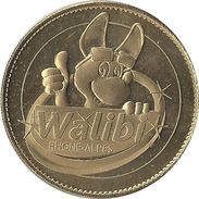 S09B172 - 2009 WALIBI 1 - Rhône Alpes / ARTHUS BERTRAND - Arthus Bertrand