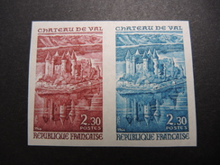 FRANCE - Essai De Couleur Non Dentelé Et Luxe - Détaillons Collection - A Voir - Lot N° 21411 - Proefdrukken