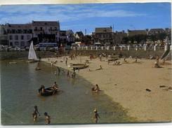 Locquirec___la Plage Et L Hotel Du Port - Locquirec