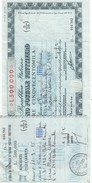 Buono Postale Fruttifero L. 500.000 - Shareholdings
