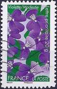 France 2012 - Flowers : Violets ( Mi 5275 - YT AD 663 ) - France