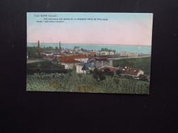 Postcard Carte Postale France Frankreich Vue Generale Des Bords De La Gironde Prise De Ste-Luce Blaye UNUSED - Postcards