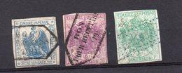 Lot De Vieux Timbres Fiscaux Lot Old Revenues - Fiscale Zegels