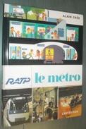 Le METRO //Alain Grée - Casterman 1980 - Très Bon état - Livres, BD, Revues