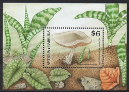 Antigua & Barbuda - 1989 - Yvert N° BF 163 ** - Champignon - Antigua Et Barbuda (1981-...)