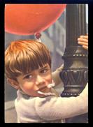 Serie 'Piccoli Uomini Nel Cinema' - Small Boy / Postcard Not Circulated, 2 Scans - Ritratti