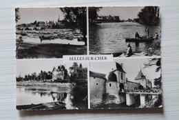 41, SELLES SUR CHER, MULTI-VUES - Selles Sur Cher