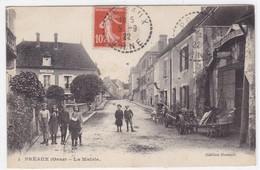Orne - Préaux - La Mairie - France
