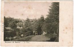 Namur, Souvenir De Namur, Le Parc (pk32113) - Namur