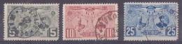 62-948 // BG - 1907   PRINC/TSAR  FERDINAND    Mi  66/68 O - 1879-08 Principado