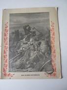 CAHIER ECOLE 1903 ENTIEREMENT ECRIT NOS GLOIRES NATIONALES GASTON DE FOIX A RAVENNE - Kids