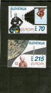 Slovenia EUROPA Cept 1994 Used - Slovenia