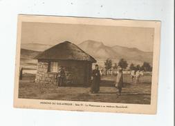 BASUTOLAND (LESOTHO) IV LE MISSIONNAIRE A SA RESIDENCE - Lesotho