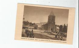 BASUTOLAND (LESOTHO) II LA CATHEDRALE DE ROMA UN JOUR DE PREMIERE COMMUNION - Lesotho