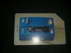 Pakistan Telips Phonecard Used - Phonecards