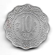 *INDIA 10 PAISA 1973 C  KM 27.1  UNC - Inde