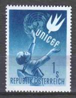 Austria 1949 Mi 933 MNH UNICEF (15) - 1945-60 Neufs