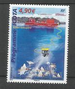 TAAF ANTARTCTIC ANTARTIDA POLO SUR PROGRAMA ICOTA INVESTIGACION SUBMARINA - Faune Antarctique