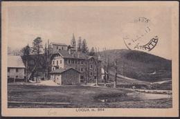 Lokev - Loqua, Mailed In 1929 - Slovenia