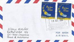 El Salvador 2004 Ventanilla Europe EU Cooperation Cover - El Salvador
