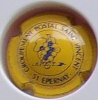 Capsule De Champagne Commemorative - Verzamelingen