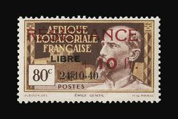 AFRIQUE EQUATORIALE FRANCAISE N° 167/180. Série Complète. Charnière Invisible. Grande Fraîcheur. Cote Yt 175 €. TTB - Neufs