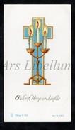 Communieprentje / Communie / Communion / Confirmation / 2 Scans / 1959 / Maria Aerts / Bornem - Communie